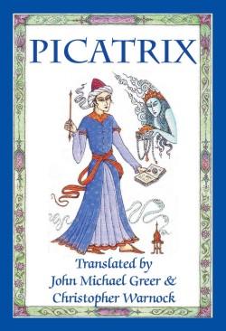 Picatrix Cover