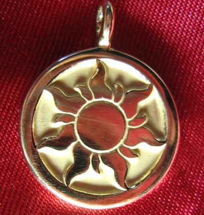 Sun Talisman - Wealth, Health and Happiness :: Pagan Dreams